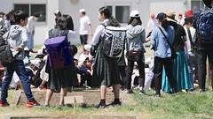 OB , OG - The Athletic Festival in Elementary School.