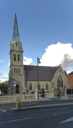 PEARSE distillery in one old desecrated church to Dublin