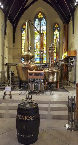 The Irisch Whiskey PEARSE