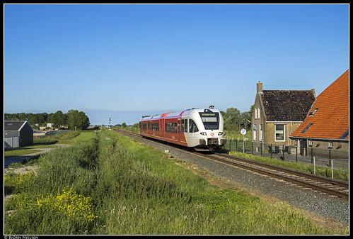 Arriva 10322, Harlingen