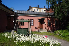 Casa em Suomenlinna
