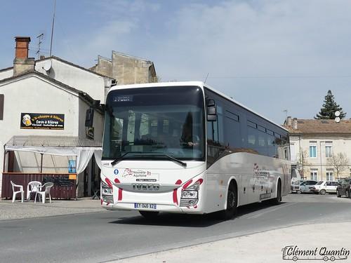 IVECO BUS Crossway Pop - 4488 - Citram Aquitaine