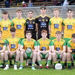 Ulster Minor Semi Final 2019