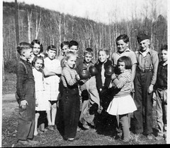 Sawyer Stoll Students Boxing - c1954