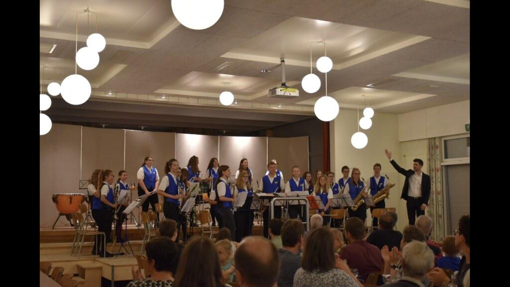 Jugendmusikkonzert 2019