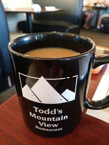 Todd's Mountain View Restaurant