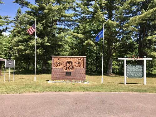 06-21-2019 Ride - Miner & Logger Memorial, Montreal,WI