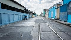 Cienfuegos Port Area