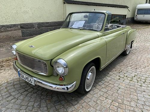 Wartburg Coupe Cabrio