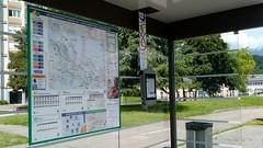 Nouvel écran d'information voyageur (Synchro BUS)