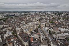 Tour Bretagne aerial - Nantes - Photo of Nantes
