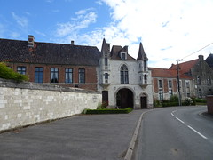 Ham-en-Artois Abbaye Saint-Sauveur