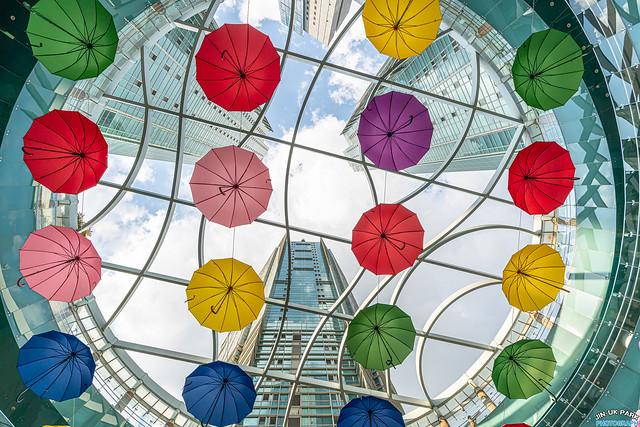 RGB Umbrella