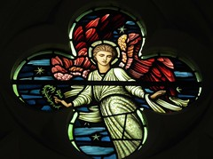 John Henry Dearle Stained Glass