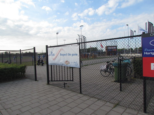 Respect the Game at Sportpark Pioniers -- Hoofddorp, The Netherlands, May 23, 2019