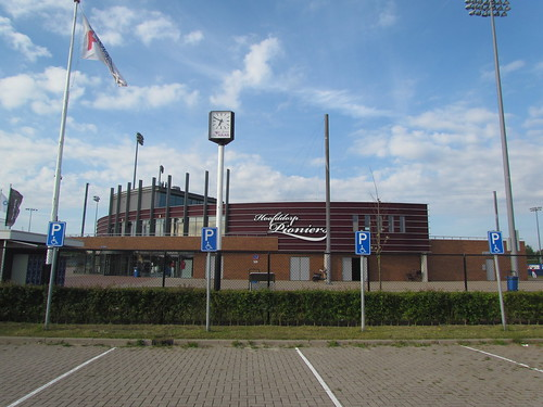 Sportpark Pioniers -- Hoofddorp, The Netherlands, May 23, 2019