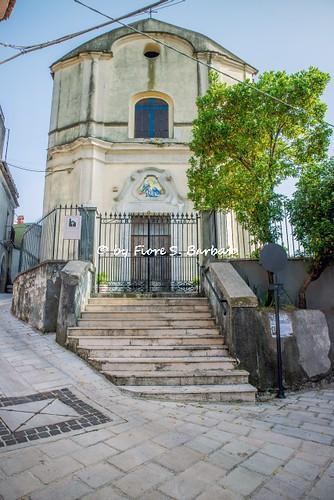 Rocchetta e Croce (CE), 2019, Rocchetta: Chiesa della Santissima Annunziata.