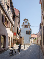 Maison des soeurs et son joli pignon - Photo of Dorlisheim