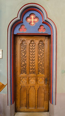 Porte de la Chapelle Notre-Dame - Photo of Fessenheim-le-Bas