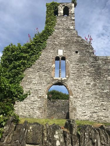 Old church - Mellifont Abbey