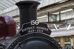 District Line 150th Anniversary - 2019