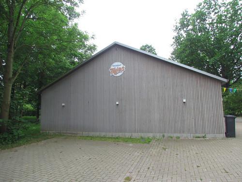 Twins Club Building at Sportpark De Slotbosse Toren -- Oosterhout, The Netherlands, May 26, 2019