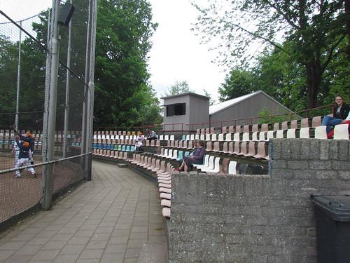 Seating Bowl at Sportpark De Slotbosse Toren -- Oosterhout, The Netherlands, May 26, 2019