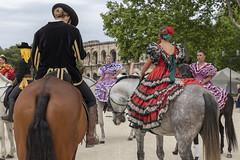 Belles croupes - Photo of Nîmes