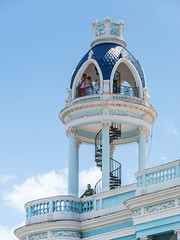 Tower of Ferrer Palace, Cienfuegos