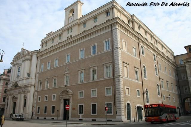 1987 2007 Palazzo Pontificio Istituto S. Apollinare