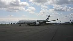 Airbus A350-900 F-WWCF