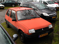 1986 Renault 5 TL 1.1