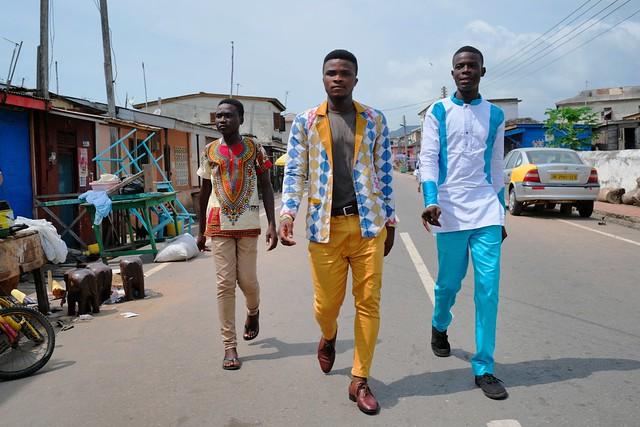 Elmina, Ghana - Nov' 2018