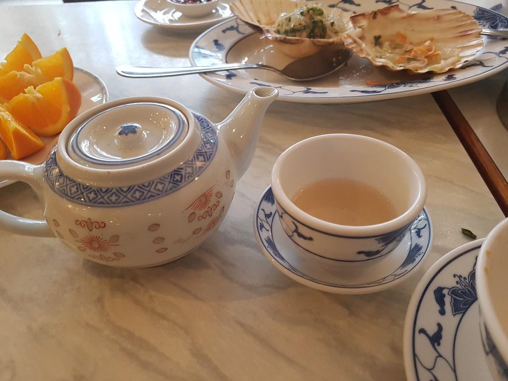 Chinesischer Yasmin Tee bei Tsun-Gai in Düsseldorf