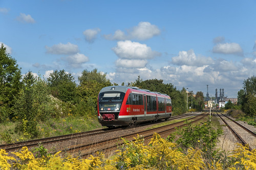 DB 642.224 Bernburg 27/08/2014