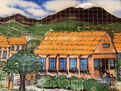 Publix Tile Mural Tamarac