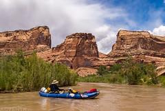 Floating the San Rafael River (6-21-19 - 6-22-19)
