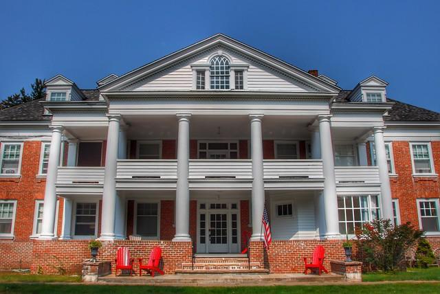Saranac Lake  - New York  - Prescott House - Historic - AirBnB