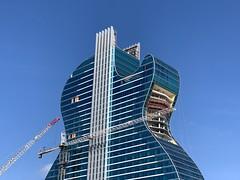 Hard Rock Hotel Construction Hollywood Florida