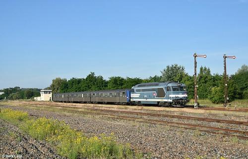 SNCF BB67569, Lauterbourg, 18-6-2019 7:35