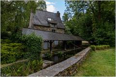 Rochefort-en-Terre; Ancien Lavoir