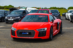 Few of the Cars @ Crail in Fife For the Car Show & 1/4 Mile Drag Strip.