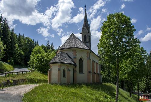 Een mooi klein kerkje