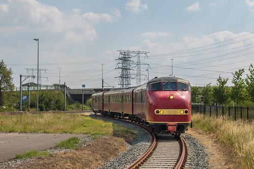 NSM 114, Tilburg Industrie