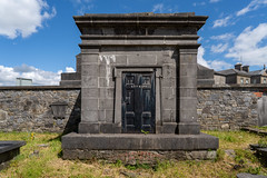 THE UNTHANK FAMILY VAULT [ST. JOHN'S DISUSED ANGLICAN CHURCH IN LIMERICK]-153348