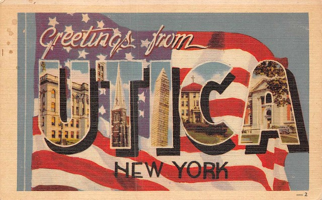 Greetings-From-Utica-New-York-Large-Letter-Postcard