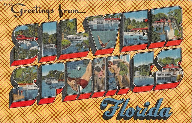 Large-letter-postcard-Greetings-from-Silver-Springs-Florida