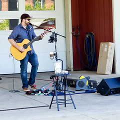Entertainment at La Grange