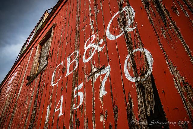 CB&Q 14570 Revisited