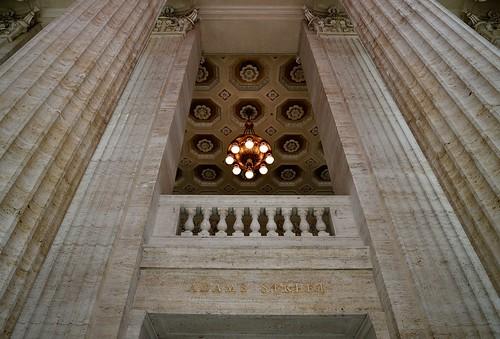 Adams Street -Explore #310 6 -24-2019 -Union Station - Chicago IL